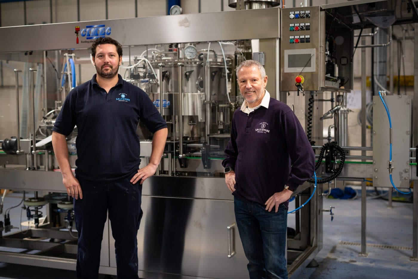 New Additional Site for Salcombe Brewery