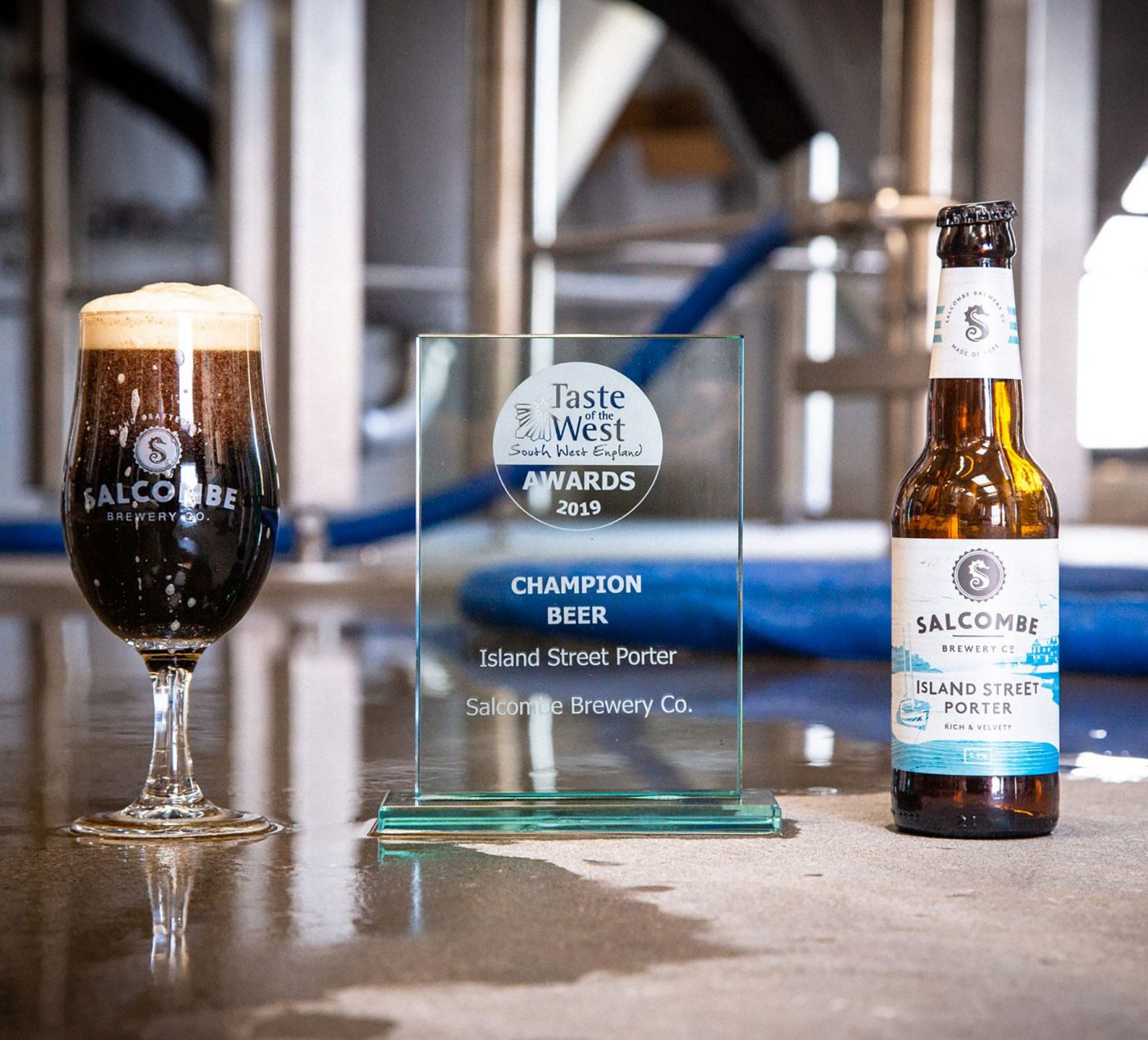 Taste of the West Awards Champion Beer