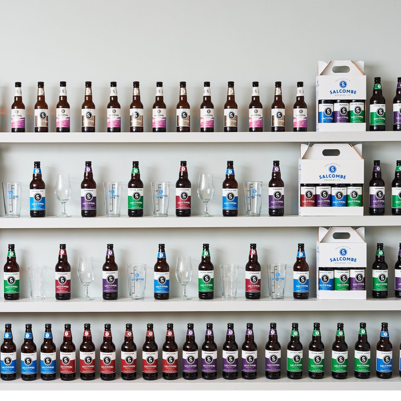 Salcombe Brewery Shop