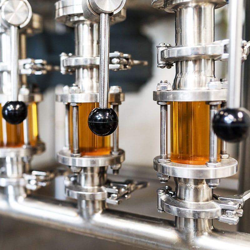 Salcombe Brewery Co. brews